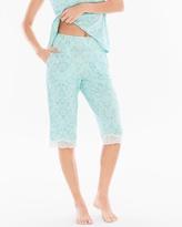Soma Intimates Narrow Crop Pajama Pants