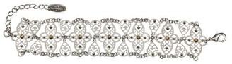 LK LKB103DMR Designs Women's Brass and Bracelet 15.5 cm