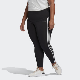 adidas Designed 2 Move 7/8 Tights (Plus Size)