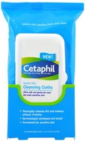 Cetaphil Gentle Skin Cleansing Cloths, 25 Count (Pack of 3)