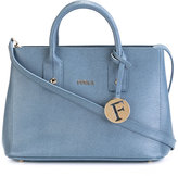 Furla removable strap tote