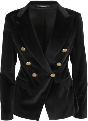 Tagliatore J Alicya Velvet Jacket