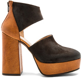 Free People Luxor Platform Heel in Brown. - size 40 (also in )