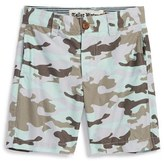 Tailor Vintage Hybrid Camo Shorts (Toddler Boys, Little Boys & Big Boys)