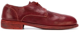 Guidi Lace-Up Loafers