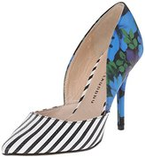 Chinese Laundry Women's Stilo Stripe D'Orsay Pump