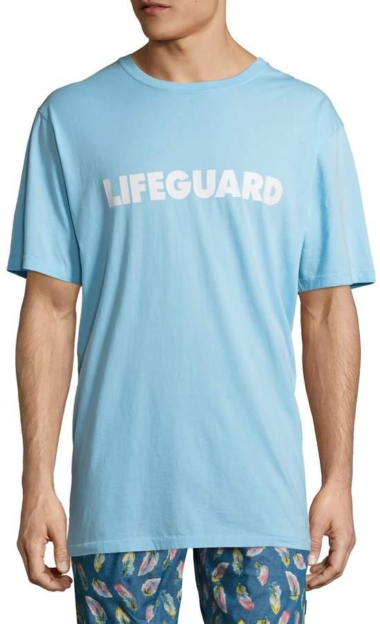 Barney Cools Men's Lifeguard Homie Tee