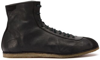 Guidi Hi-Top Sneaker Boots