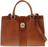 MONTINI Large leather bag