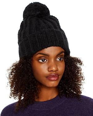 Inverni Invenri Pom-Pom Knit Hat