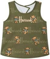 Harrods Rufus Bear Kids Apron