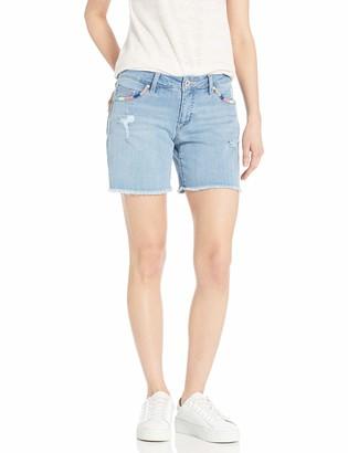 Jag Jeans Women's Whipstitch Carter Short