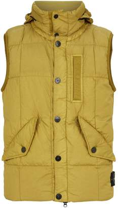Stone Island Quilted Down Gilet