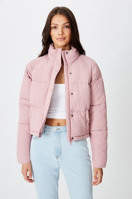 Supre Classic Puffer Jacket