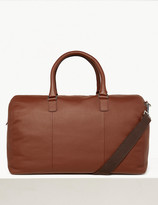 Marks and Spencer Leather Holdall