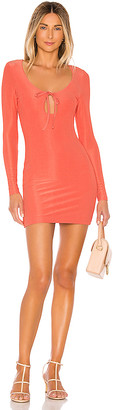 superdown Rubie Keyhole Mini Dress