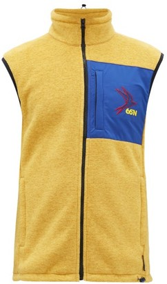 66°North 66North - Kria Technical-fleece Gilet - Yellow