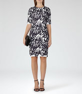 Reiss Alisha Knitted Dress