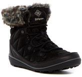 Columbia Heavenly Shorty Omni-Heat After Dark Faux Fur Lined Waterproof Boot