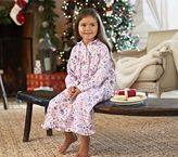 Pottery Barn Kids Sleepy Owl Flannel Nightgown