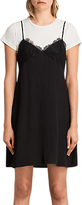 AllSaints Ives Dress, Black