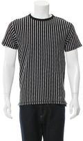 Rag & Bone Striped Crew Neck T-Shirt