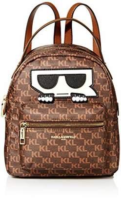 Karl Lagerfeld Paris Amour Monogram Backpack