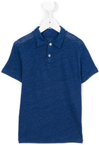 Hartford Kids - classic polo shirt - kids - Linen/Flax - 4 yrs