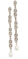 Ben-Amun All Dressed Up Linear Drop Earrings