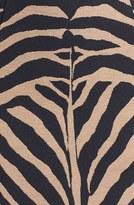 Tracy Reese Sleeveless Animal Pattern Sheath Dress
