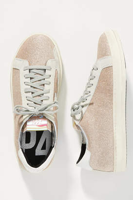 P448 Glitter Low-Top Sneakers