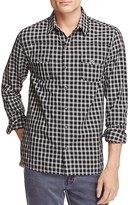 Paige Everett Check Regular Fit Button-Down Shirt
