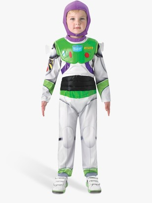 Rubie's Costume Co Toy Story Buzz Lightyear Deluxe Children's Costume, 5-6 years