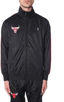 Marcelo Burlon County of Milan Chicago Bulls Bomber Jacket