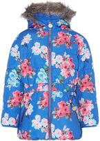 Joules Girls Outerwear Coat Long