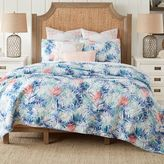 Coastal Living® Coastal Palm Twin Reversible Mini Quilt Set