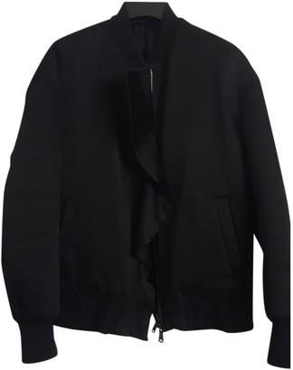 Neil Barrett Black Jacket for Women
