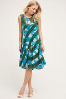 Tracy Reese Dropwaist Silk Dress