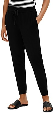 Eileen Fisher Cropped Jogger Pants