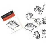 Wee Gallery Dinos Tattoo