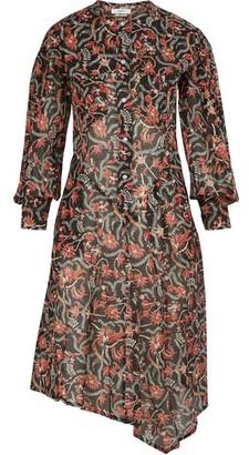 Etoile Isabel Marant Elka cotton dress