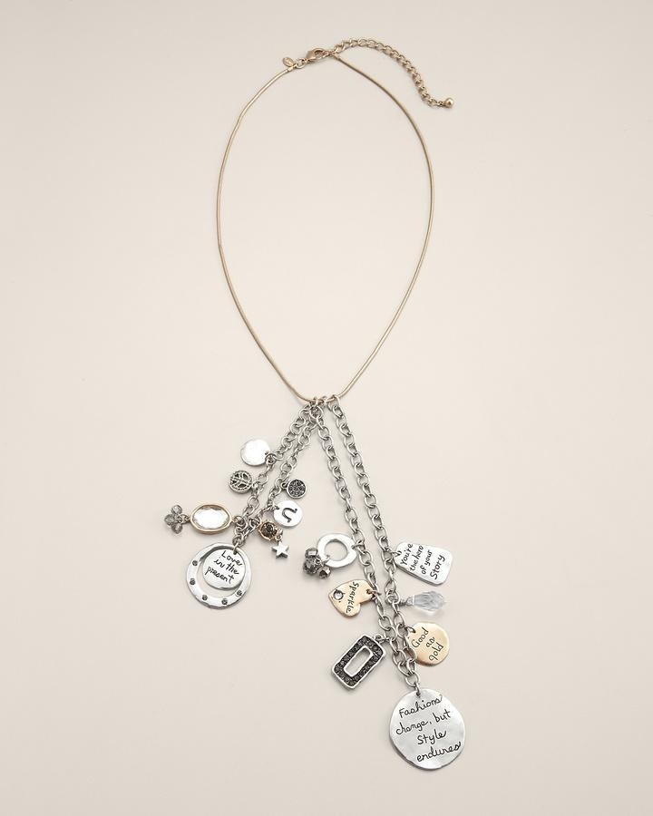Chico's Alla Convertible Necklace
