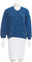 Thakoon Knit Crew Neck Sweater