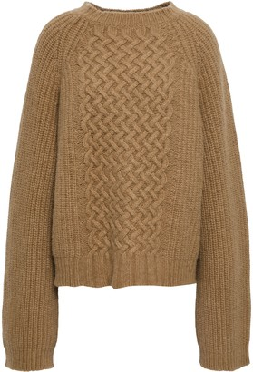 Haider Ackermann Wool And Angora-blend Sweater
