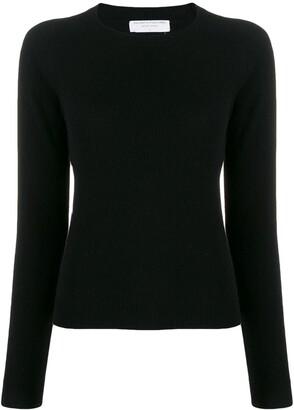 Majestic Filatures crew-neck cashmere sweater