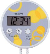 TANITA digital timer yellow TD-381-YL (japan import)