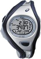 Asics Men's Challenge CQAR0302 Digital Polyurethane Quartz Watch