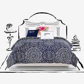 Kate Spade Eyelet Medallion Comforter Set
