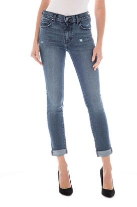 Fidelity Oh Boy! High Rise Girlfriend Jeans