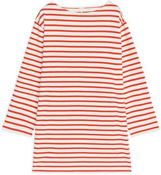 Arket Striped Jersey Dress